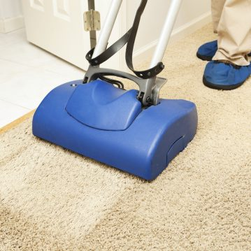 Dry Extraction Carpet Cleaning